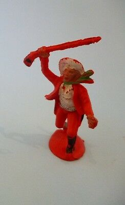 60mm painted plastic Charbens Cowboy