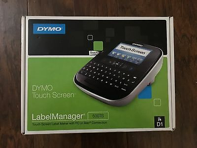New Dymo LabelManager 500TS Label Thermal Printer