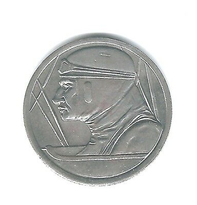 Germany- Wwi - Iron Notgeld - Stadt Duren Luftwaffe Pilot - 1/2 Mark 1919 Unc