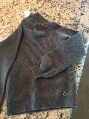 Gucci Boys Sweater Size 8
