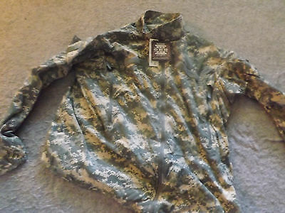 NWT NEW GEN III Cold Wet Weather Jacket XL REGULAR ACU NEW