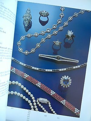 MAY 1995 Sotheby's FINE JEWELRY Silver DECORATIVE ARTS Auction CATALOG Toronto