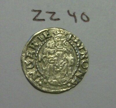Amazing High Grade 1550 Silver Medieval Coin.(lot#zz40