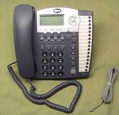 AT&T 974 (LOT OF 2) 4 lineBusiness phones  No control unit needed/Wrnty 984 945