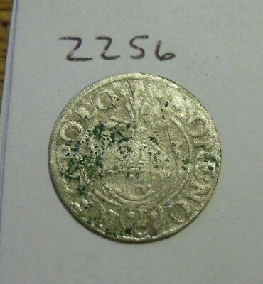 1623 Silver Medieval Coin.(lot#zz56)