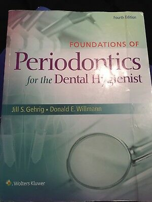 Foundations of Periodontics for the Dental Hygienist by Jill S. Gehrig and...