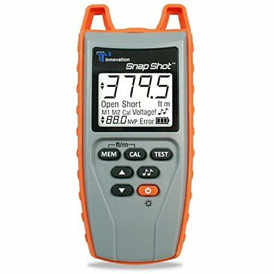 SS200 Multi Testers Snap Shot Fault Finding/cable Length Measurement TDR