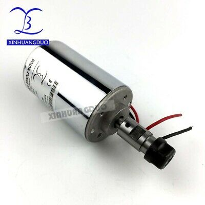 200w air-cooled cnc spindle dc motor CNC Engraving Machine ER11 3.175mm collets