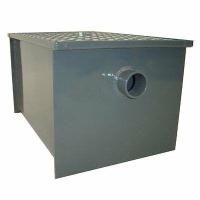 GT-8 Grease Traps Carbon Steel Grease Interceptor