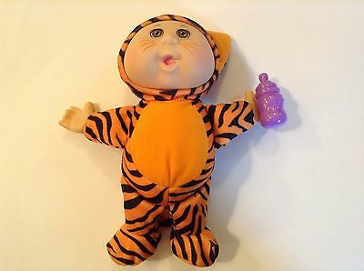 Cabbage Patch Kids Cuties MIGNONS Tiger PLUSH DOLL CPK