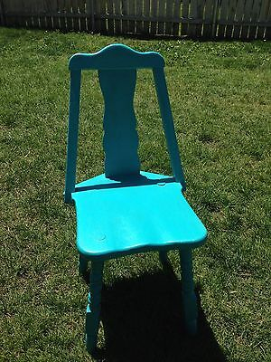 Vintage Monterey Chairs – Branded - Set of Two - Painted