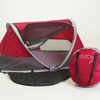 KidCo Peapod, travel bed, Red , new never used