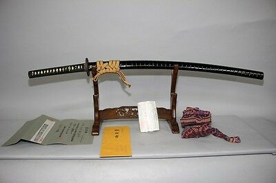 "(HE-48) High Grade KATANA ""KOYAMA MUNETUGU"" Edo with Judgment paper"
