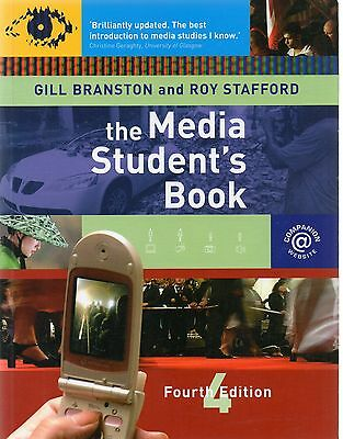 The Media Students Book by Roy Stafford, Gill Branston (Paperback, 2006)