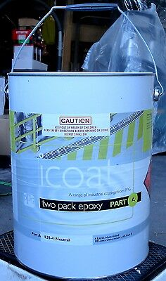 PPG iCoat Two Pack epoxy Part A