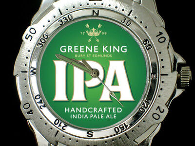 Greene King IPA Cola Beer Beverage Bar Pub Club Customer Watch
