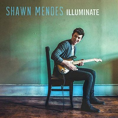 SHAWN MENDES Illuminate with Bonus Tracks (Total 18tracks) JAPAN CD