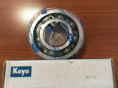 83B727-9TC3 KOYO cuscinetto posteriore rear bearing SJ 650 701 1200 83B727 pwc