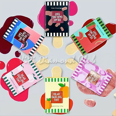 Etude House Dear Darling Water Gel Tint 4.5g Ice Cream Summer Edition *US SELLER