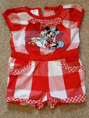 3-6 month romper from Disney Store - worn once