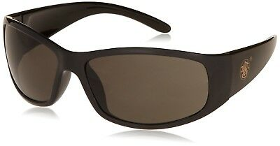 Smith and Wesson Safety Glasses 21303 Elite Safety Sunglasses Smoke Anti-Fog