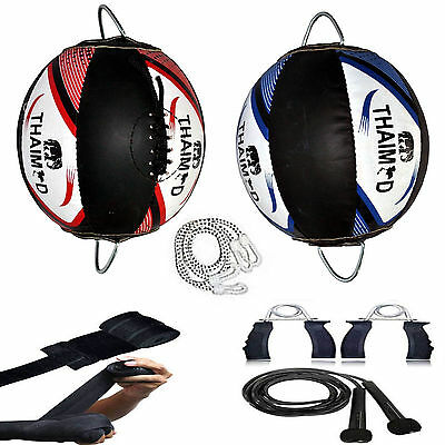 Floor To Ceiling Double end Ball MMA Training Speed Ball Fitness Workout Ball