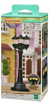 Sylvanian Families Town series Street Light Light up Street lump Epoch TF-01