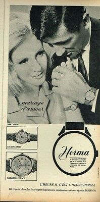 Publicite Advertising 096 1961 Zenith Montres Carat 1 & 2 Breweriana, Beer