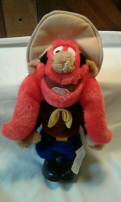 "Yosemite Sam Plush Looney Tunes Stuffed Toy Doll 14"" 1997"