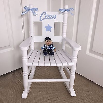Personalised Rocking Chair Gift Nursery Furniture & Decor