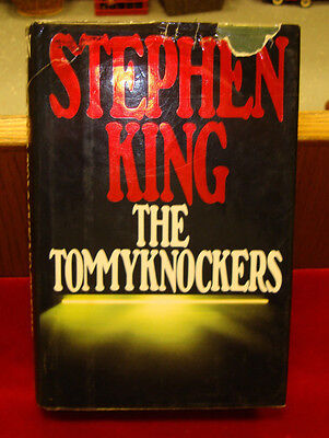 Book - The Tommyknockers / Stephen King - 1st Printing 1987