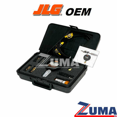 NEW [OEM] JLG Digital Hydraulic Pressure Test Kit
