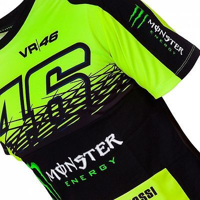 VR46 Official Valentino Rossi Monza Replica T-Shirt - MOMTS 274428
