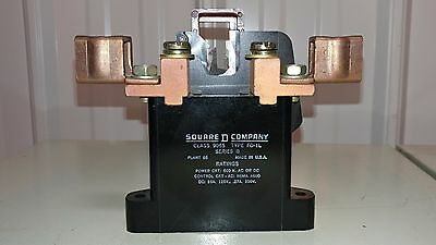 Square D Thermal Overload Relay 81630