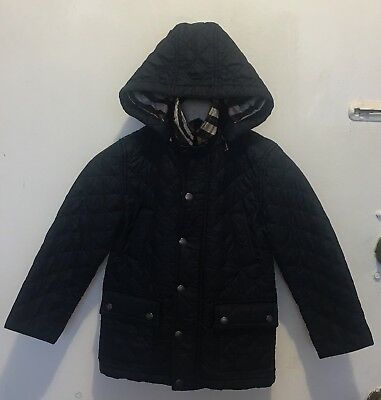 BURBERRY Children's Boy's Jacket Size 5Y