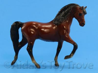 Breyer Stablemates Model Horse - 5013 Arabian Stallion Original Old G1 Morgan