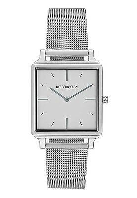 Dyrberg Kern Carat Silver Ladies Watch, New With Tags
