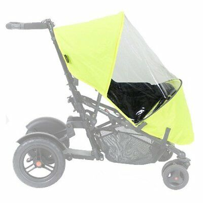 Joovy Toofold Rain Cover Baby Stroller Weather Shields, New
