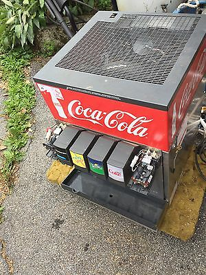 Lancer 6 Head Soda Fountain(Complete System)