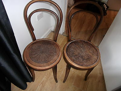 2 thonet brentwood chairs