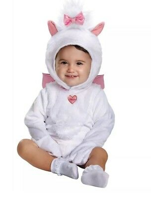 Disney Baby Marie  Infant Child Halloween Costume Dress Up Party 12-18 Months