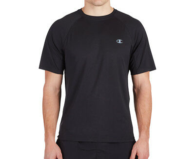 Champion Men's PowerTrain Vapor Tee - Black