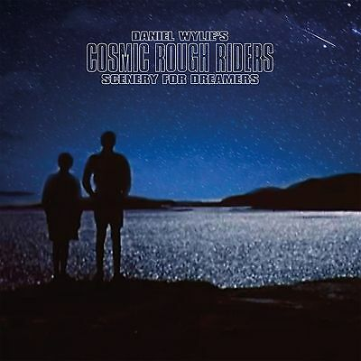 "Daniel Wylie's COSMIC ROUGH RIDERS ""Scenery For Dreamers"" CD"