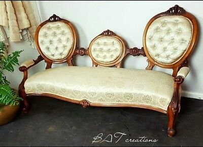Antique butterfly lounge (delivery available).