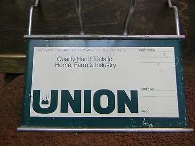 Vintage Union Shelving Display Sign Gas Pump Lubster Gulf Can Oil Shell
