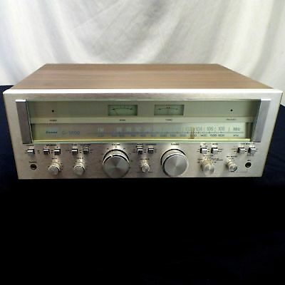 Vintage Sansui G-5000  Pure Power DC Stereo Receiver - 45 watts per channel