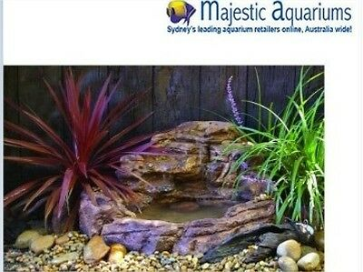Universal Rocks Pond  Small Waterfall Pond Self-Contained Unit (750x890x455)