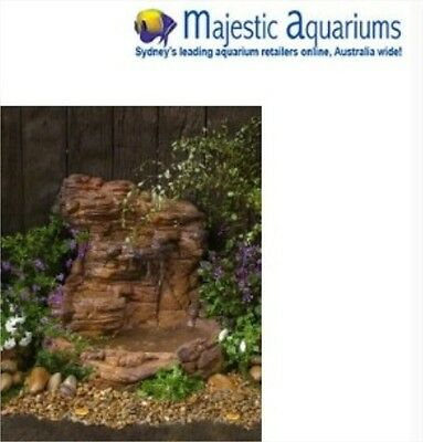Universal Rocks Pond Wall Waterfall Pond - 008 (Self Contained Unit,860x650x770)
