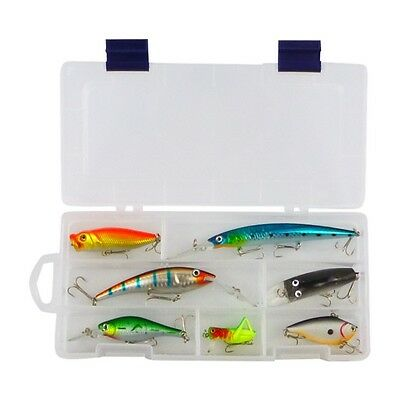 Blue Seas Compact Lure Pack (Weekender 3) includes a 16 compartment tackle box