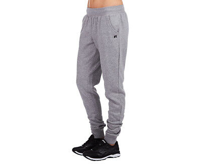 Russell Athletic Women's Cuff Pant - Grey Marle